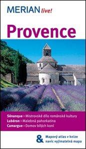 Provence - turistický průvodce Merian
