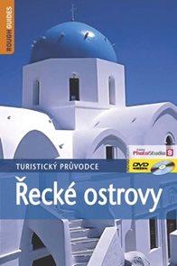 Řecké ostrovy - turistický průvodce Rough Guides
