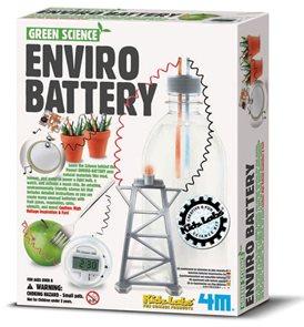 Green Science - Ekologická baterie