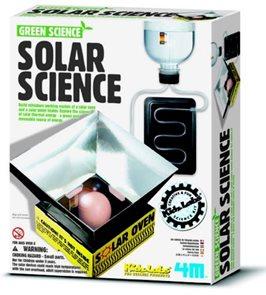 Green Science - Solární energie