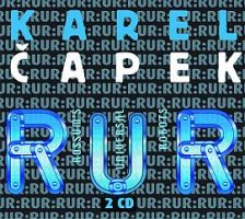 CD RUR - Čapek Karel - 13x14