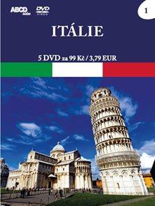 Itálie 5 DVD