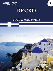 Řecko 5 DVD
