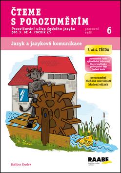 Čteme s porozuměním 3. a 4. třída - Dudek Dalibor - A4