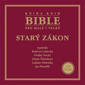 CD Bible pro malé i velké - Starý zákon