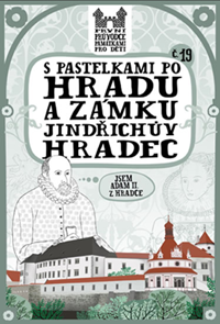 S pastelkami po hradu a zámku Jindřichův Hradec