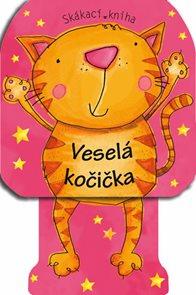 Veselá kočicka ? skákající kniha