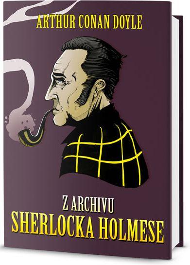 Z archívu Sherlocka Holmese - Doyle Arthur Conan - 14x21