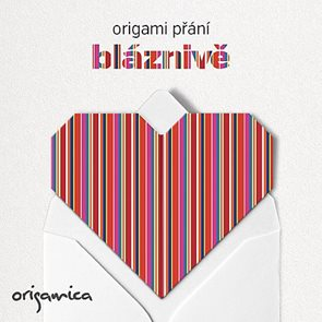 Origami přání - Bláznivě