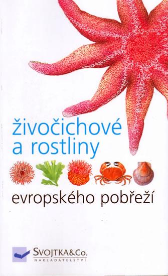 Živočichové a rostliny evropského pobřeží - neuveden - 12x19