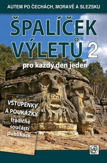 Špalíček výletů pro každý den jeden 2 - Vladimír Soukup, Petr David - 17x25