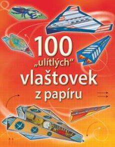 100 ulítlých vlaštovek z papíru