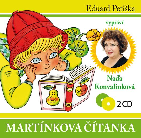 CD Martínkova čítanka - Petiška Eduard - 13x14
