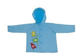 Pláštěnka Kouzelná školka dětská modrá, 5-6 let