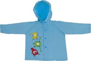 Pláštěnka Kouzelná školka dětská modrá, 3-4 let