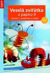 TOPP - Veselá zvířátka z papíru II.