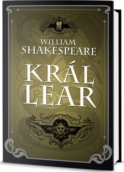 Král Lear - Shakespeare William - 11x16