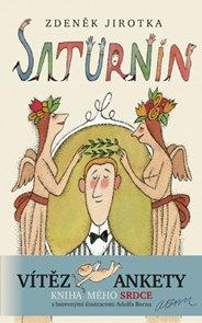 Saturnin - 11. vydání s ilustracemi Adolfa Borna