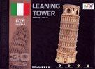 Puzzle 3D - Šikmá věž v Pise