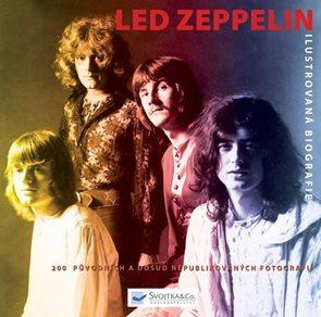 Led Zeppelin - Ilustrovaná biografie