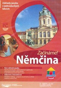 CD Němčina - začínáme!