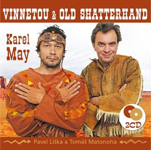 CD Vinnetou a Old Shatterhand