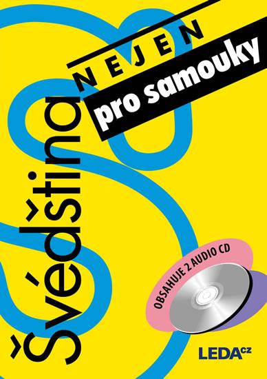 Švédština (nejen) pro samouky + 2 CD - Eva Nováková a kol. - 14x20