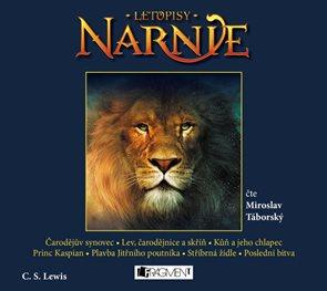 CD Letopisy Narnie - komplet 2 CD