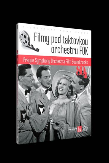 DVD Filmy pod taktovkou orchestru FOK - neuveden - 14x19