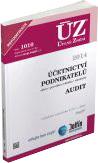 ÚZ 1010 / Účetnictví podnikatelů, Audit, 2014