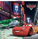 Plánovací nástěnný kalendář 30x60cm - Cars