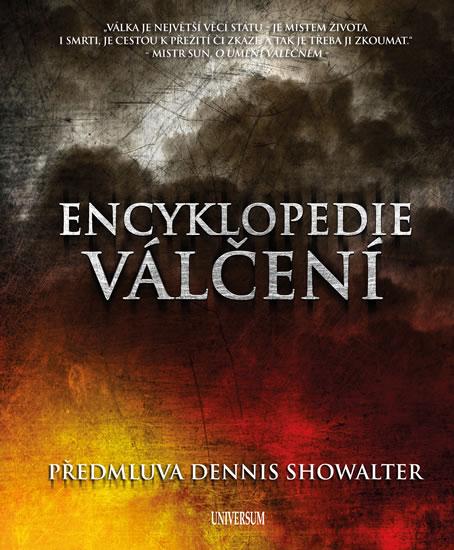 Encyklopedie válčení - kolektiv - 20x24 cm, Doprava zdarma