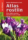 Atlas rostlin - Přes 900 rostlin, mechorostů a hub