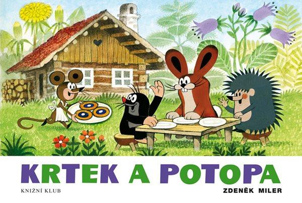Krtek a potopa - Miler Zdeněk