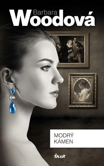 Modrý kámen - Woodová Barbara