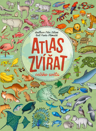 Atlas zvířat celého světa - neuveden