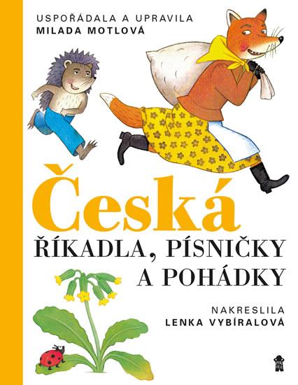 Česká říkadla, písničky a pohádky - Motlová Milada