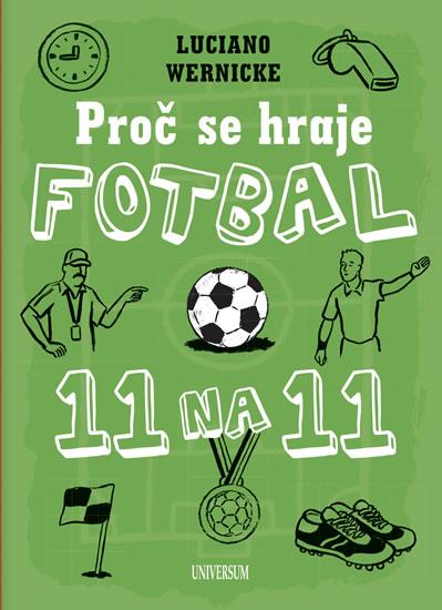 Proč se hraje fotbal jedenáct na jedenáct - Wernicke Luciano