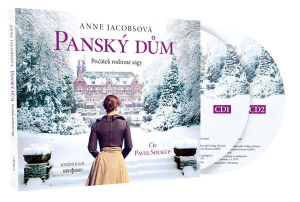 Panský dům - audioknihovna - Jacobsová Anne