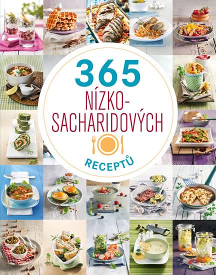 365 nízkosacharidových receptů - neuveden