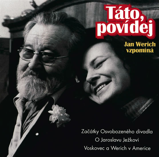 Táto, povídej - CD - Werich Jan