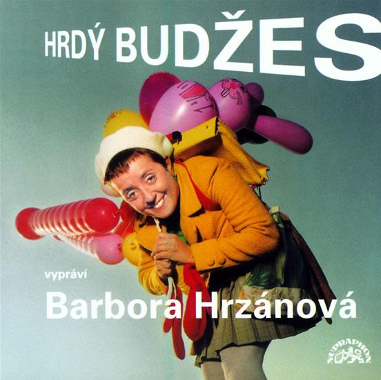 Hrdý Budžes 2 CD - neuveden