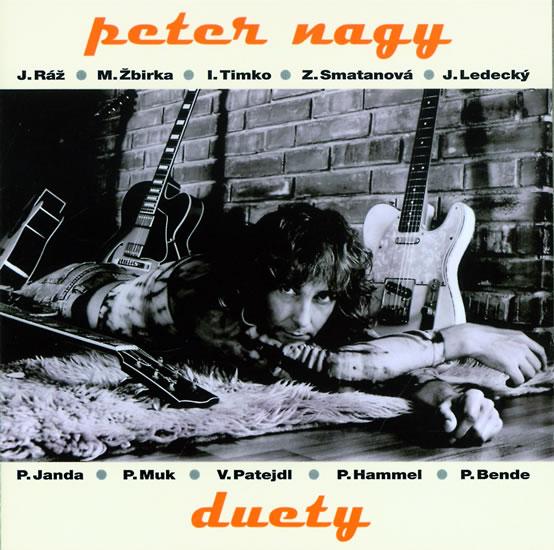 Petr Nagy - Duety - CD - Nagy Peter