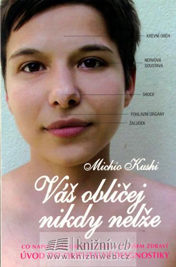 Váš obličej nikdy nelže - Úvod do orientální diagnostiky - Kushi Michio