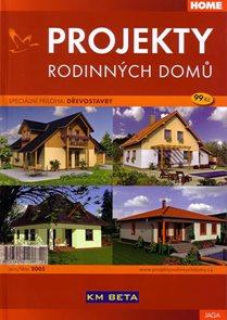 Projekty Rodinných domů 2005 Jaro/Léto