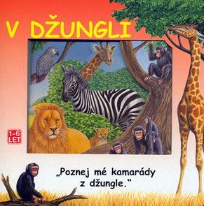 V Džungli - poznej mé kamarády z džungle