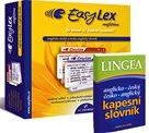 Easylex angličtina + anglický knižní kapesní slovník