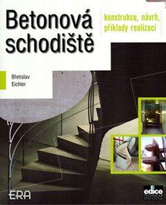 Betonová schodiště - konstrukce, návrh, příklady realizací