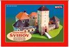 Vodní hrad Švihov - vystřihovánky