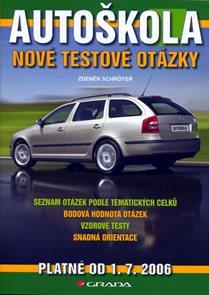 Autoškola - Nové testové otázky